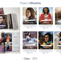 Wie Dove, Getty Images und Girl Gaze eine gemeinsame kommerzielle Bilddatenbank rund um echte Frauen ins Leben gerufen haben